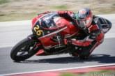 Motociclismo, Gabriele Sorrentino terzo nel Campionato Velocità