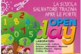 Open Day, porte aperte alla scuola Traina