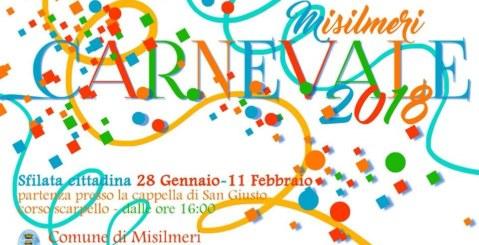 Domenica 28 torna il Carnevale. Corteo per le strade di Misilmeri