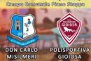 Don Carlo Misilmeri: domenica contro il Gioiosa per tornare… gioiosi