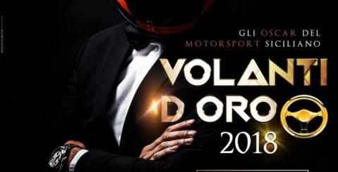 Volanti d'oro 2018. Premio speciale alla Misilmeri Racing