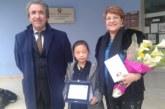 """""""Premio Giacomelli"""" a Licia Lin della scuola Landolina"""