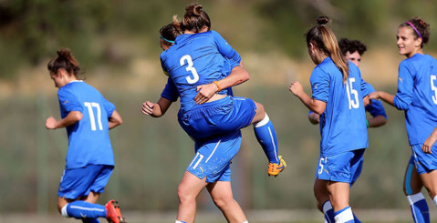 Calcio, Sabato Open Day femminile presso il Prato Verde