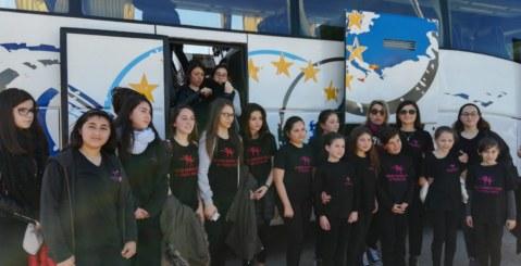 """Spazio Danza Club trionfa al concorso """"Non Solo Danza"""""""