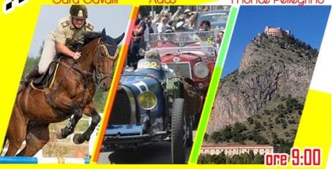 Palermo. Cavalli ed auto storiche, domani un evento della Misilmeri Racing