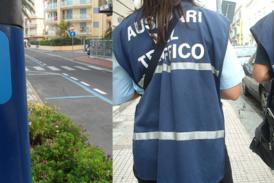Strisce blu al via, selezione per gli ausiliari del traffico