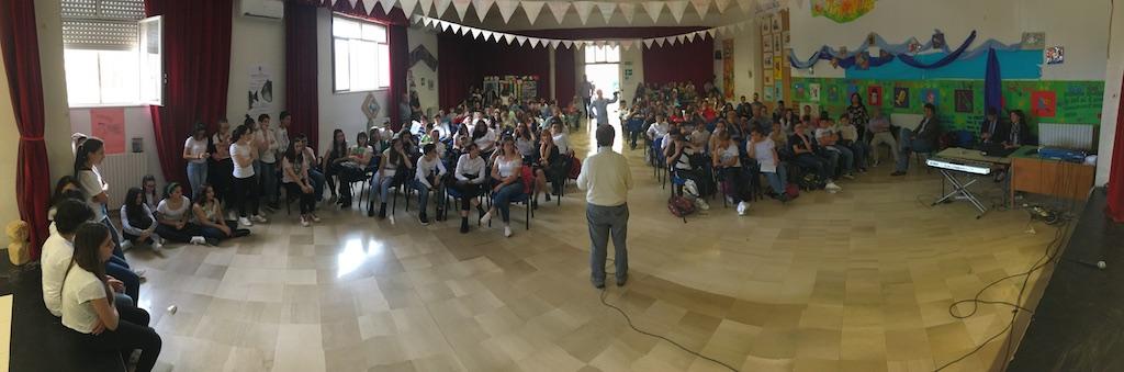 """""""Alla Scuola Guastella… le idee restano!"""" nel 26° anniversario della stragi di Capaci e Via D'Amelio [Foto]"""