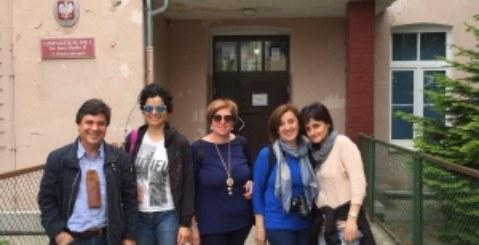 """La scuola """"Traina"""" vola in Polonia per il progetto Erasmus+"""