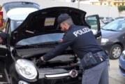 Auto rubate e truffa alle assicurazione, 12 arresti della Polizia