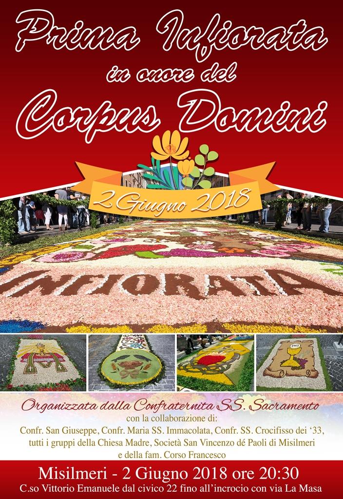 Infiorata – Corpus Domini