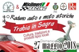 """Domenica il 3° Raduno auto e moto storiche """"Trabia in Sagra"""""""