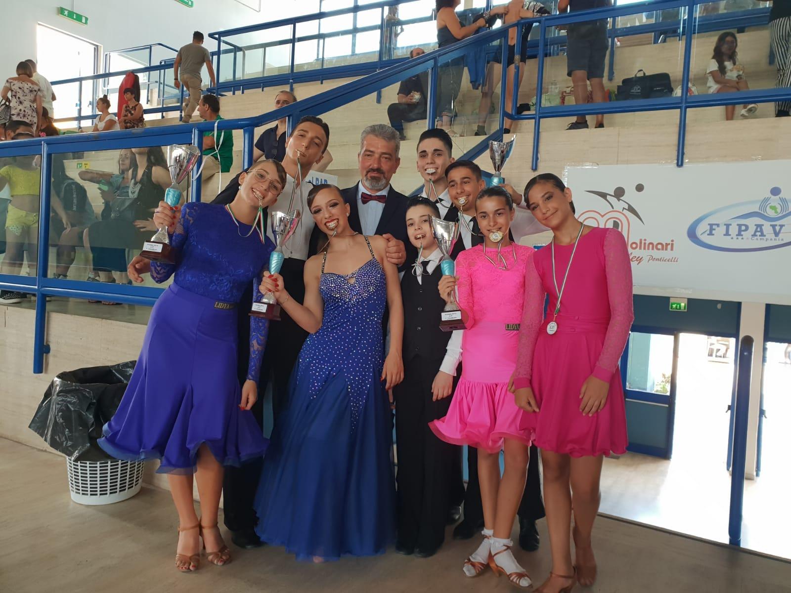 Tropicana Dance, quanti premi ai campionati nazionali!