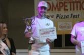 Pizza, Sicily Competition, secondo posto per il misilmerese Dario Vernengo