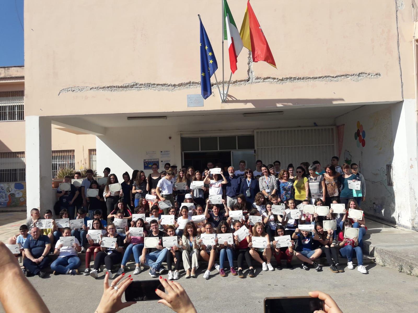 Scuola Guastella, continua l'avventura cooperativa italo-francese!