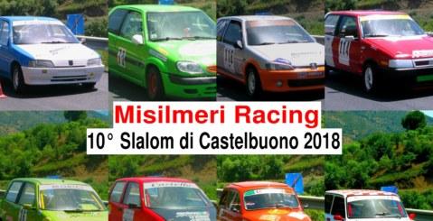 AutoSlalom, Misilmeri Racing presente a Castelbuono