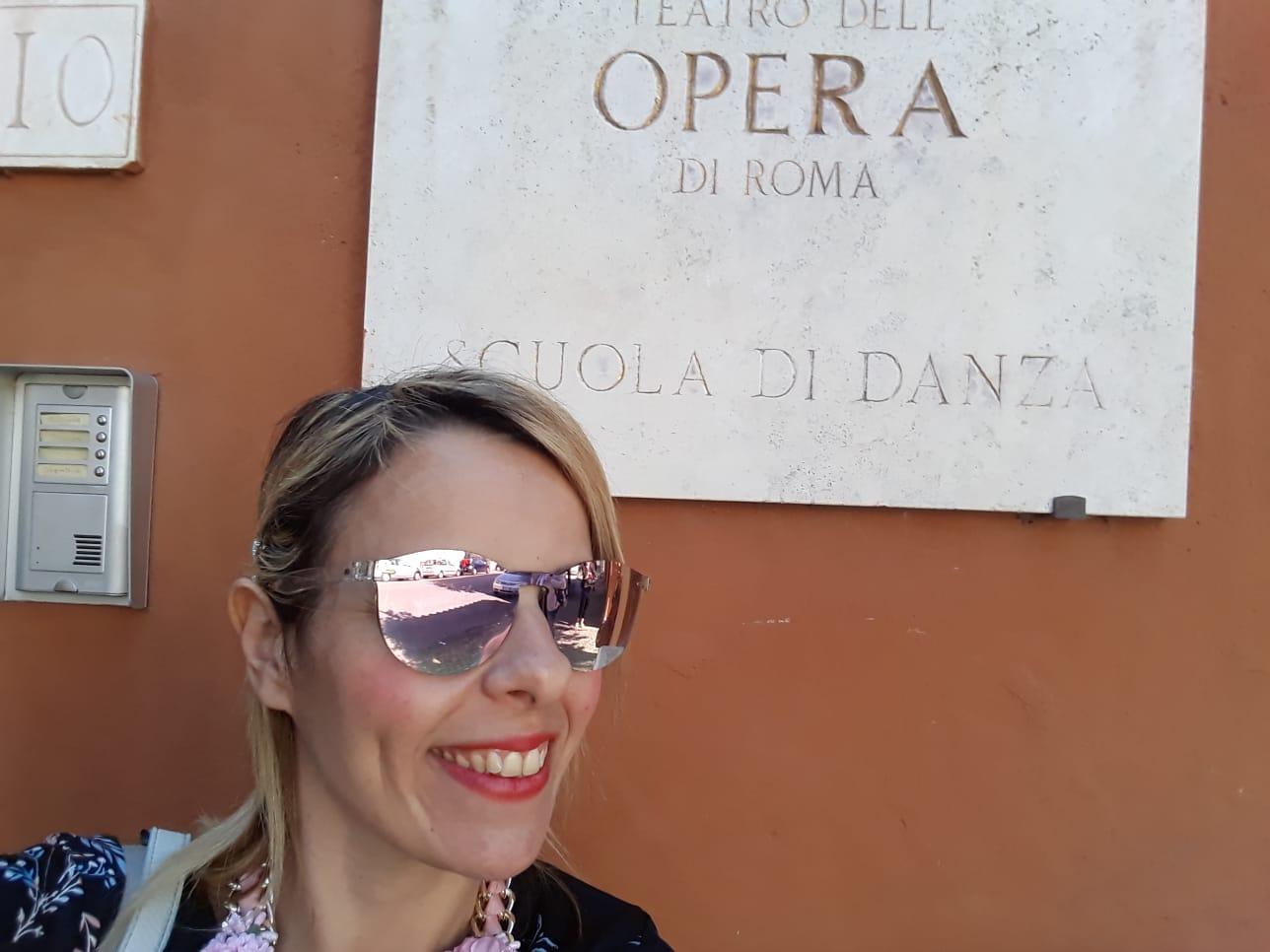 La Maestra Teresa Sole supera un'audizione al Teatro dell'Opera di Roma