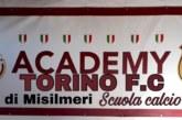 Real Misilmeri, in arrivo i mister dell'Accademy Torino FC