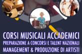 Sicily Music Academy, aperte le iscrizioni per l'anno accademico