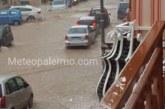 Forte temporale a Misilmeri, Portella di Mare nel caos !