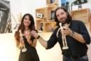 Gli architetti Ferrara e Graditi inaugurano il loro studio-showroom a Misilmeri
