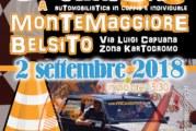 Domani la 6^ Gimkana a Montemaggiore Belsito