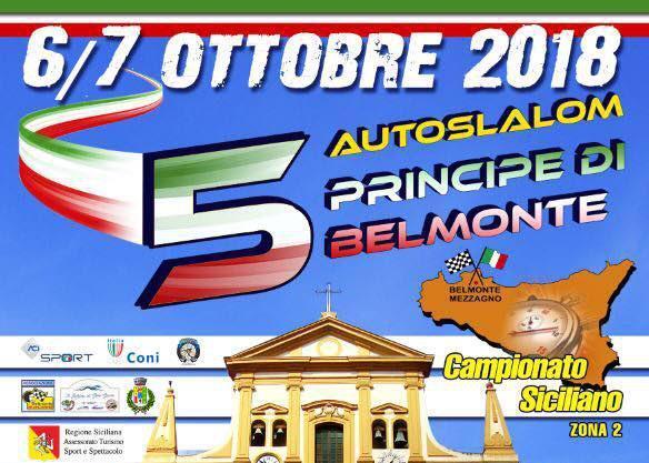 Autoslalom Belmonte, 17 i piloti al via della Misilmeri Racing
