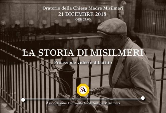 """SiciliAntica, venerdi la proeiezione de """"Misilmeri: una perla nella valle dell'Eleutero"""""""