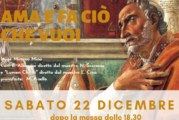 Sant'Agostino: Ama e fa' ciò che vuoi, ed egli dimorerà in te