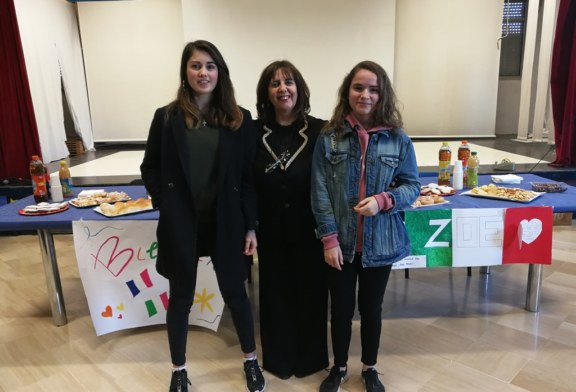 Scuola Guastella, Zoé e Candys, le ragazze del collège di Ménimur