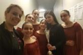 Spazio danza trionfa al Catania in Palcoscenico