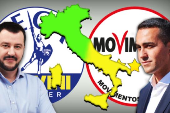 Europee, Misilmeri: boom Lega e 5 stelle