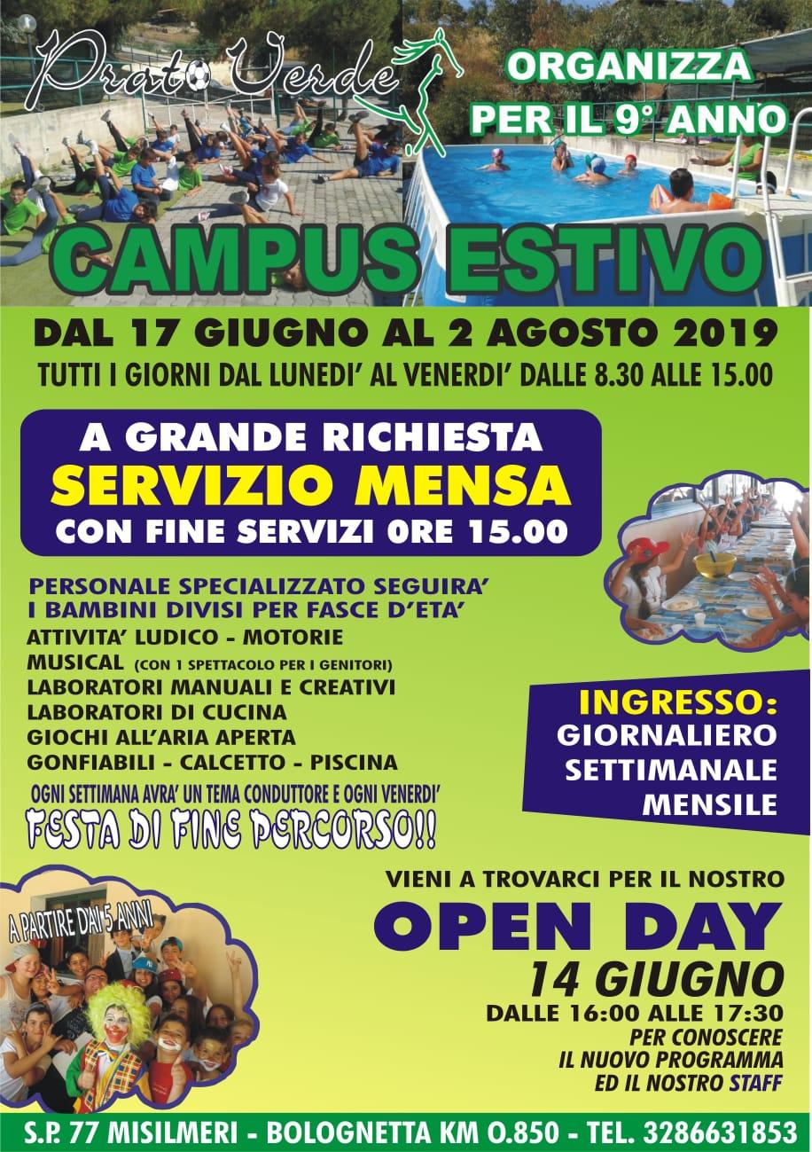 Prato Verde Campus Estivo
