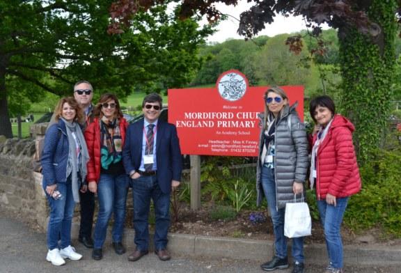 Erasmus+, volge al termine il progetto della Scuola Traina