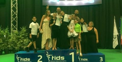 Passion for Dance, grandi risultati ai campionati italiani