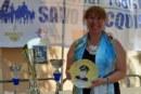 Anita Vitrano premiata al Memorial Salvo D'Acquisto