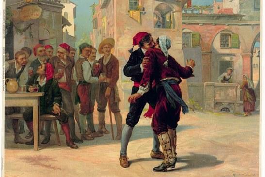 "Venerdì sera in piazza Comitato ""Cavalleria Rusticana"""