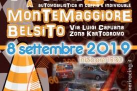 Domani la 7^ Gimkana a Montemaggiore Belsito