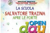 La scuola primaria Salvatore Traina apre le porte