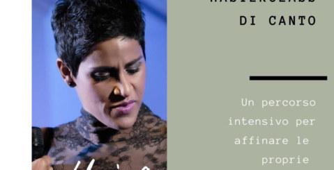 Sicily Music Academy, Masterclass con la cantante Karima di Amici e Tale e quale Show