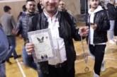 Alessandro Carlino a Roma per la Barber Champions Cup