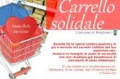 """Aiutiamo chi ha bisogno con l'iniziativa """"Carrello solidale"""""""