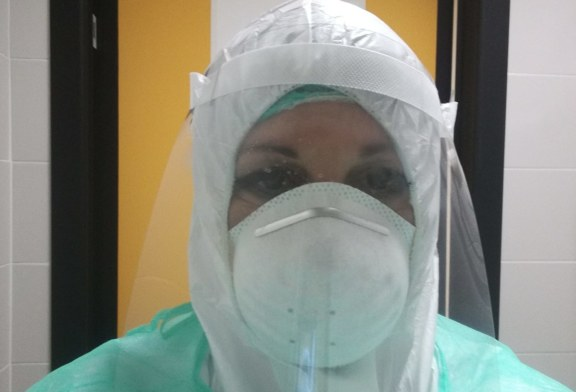 Rubrica storie da coronavirus: Maria Placenti