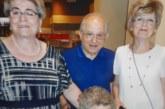Auguri a nonna Giuseppina, compie 102 anni !