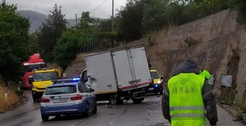 Incidente sulla Palermo Agrigento, morto un settantaquattrenne