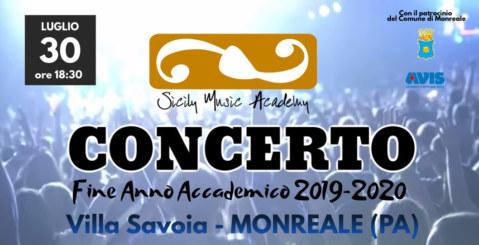 Sicily Music Academy, oggi il saggio di fine anno accademico 2020