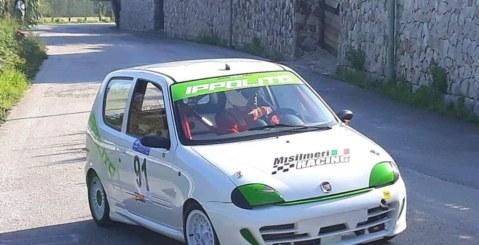 La Misilmeri Racing allo Slalom di Custonaci