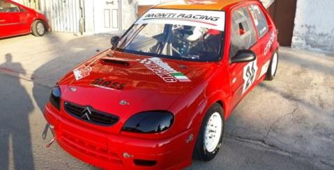 Automobilismo, Daniele Iacona protagonista in pista