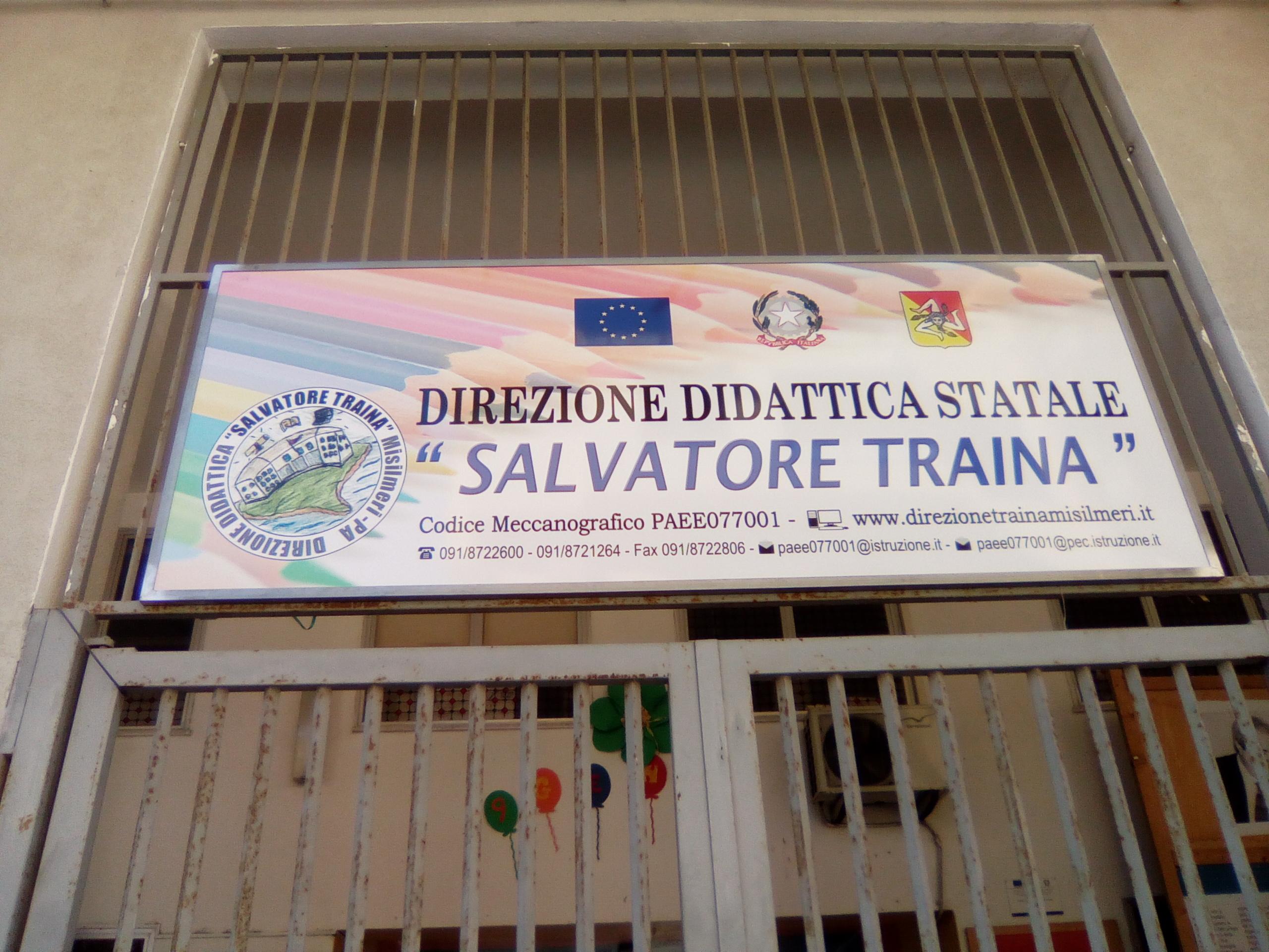 """Inizio scuola. Le disposizioni del Circolo """"S. Traina"""""""