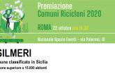 A Misilmeri il premio Ricicloni 2020