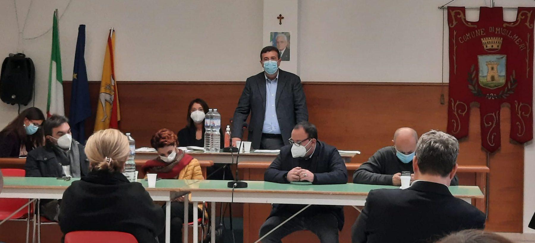 È Antonello Tubiolo il nuovo Presidente del Consiglio